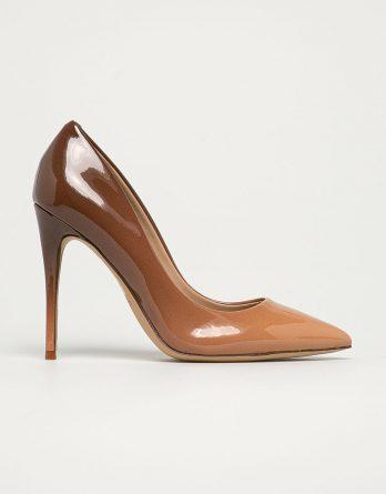 Aldo - Szpilki Stessy kolor brązowy