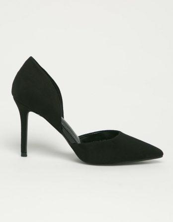 Answear Lab - Szpilki Colour Cherie kolor czarny