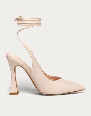 Answear Lab - Szpilki Sweet Shoes kolor beżowy