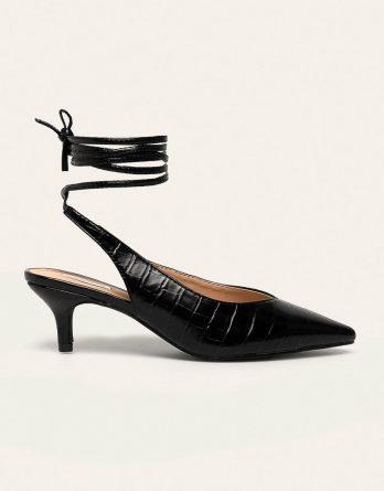 Answear - Szpilki Buonarotti kolor czarny
