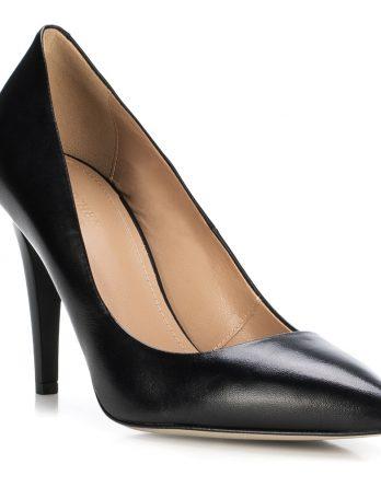 Buty damskie kolor czarny